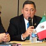 Alcalde @IsidroLopezV participa con Alcaldes y Gobernadores en reunión bilateral entre México y Francia. #Saltillo http://t.co/PuWa59qSvK