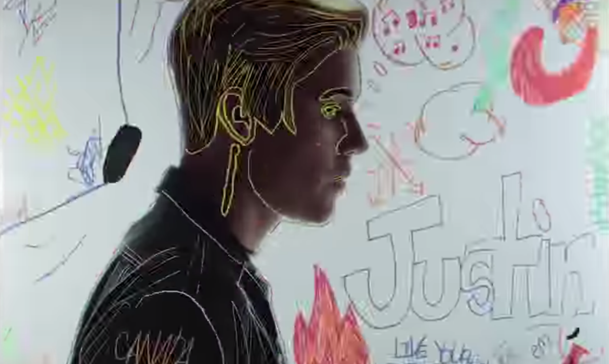 ".@justinbieber becomes a work of art in @Skrillex and @diplo's ""Where Are U Now"" video http://t.co/BwQoV2rSgz http://t.co/9HRyXvHGHL"