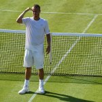 """Lleyton Hewitt: """"The crowd was fantastic. I wouldnt have wanted it any other way."""" #Wimbledon #ThankYouLleyton http://t.co/z0TchvERw8"""