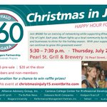 Have you registered for our Christmas in July #happyhour yet? http://t.co/onEoRI96P4 #buffalo #networking http://t.co/4ykdullhmO