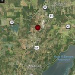 Track earthquakes on the First Alert Wx app. 3.2 mag in Madison Co this morning. @WLBT #mseq #earthquake http://t.co/8hiVNUD7HX