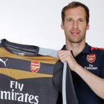 It's official… @PetrCech has agreed to join @Arsenal! Full story here: http://t.co/09V3x81fiQ #WelcomeCech http://t.co/Ov0UmAk2U5