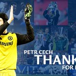 RT @ChelseaFC: Goodbye to a Chelsea great. http://t.co/0LSZyn5UnA   #ThankYouPetr
