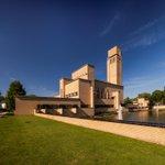 Op 1 juli is het 100 jaar geleden dat Dudok in dienst trad bij de gemeente en opent het Dudok Architectuur Centrum! http://t.co/QDaiQLOasT
