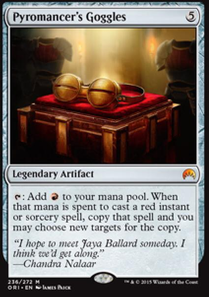 The goggles, they do something. My #MTGORIGINS preview card for @ChannelFireball http://t.co/GgaDhCZwAJ