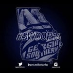 What a week for the future of Georgia Southern Football & the #swoop16!Cant wait 2 see what this week has in store! http://t.co/QFvlLBL6IC