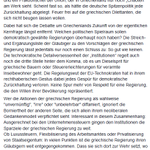 """""""Irre Griechen?"""" Kommentar zu #Grexit, #Greferendum, #Griechenland von Monitor-Moderator @georgrestle http://t.co/hS0z9k7YfB"""