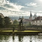 It doesnt get much more fairytale than this. #Prague, Wallenstein Garden http://t.co/6Ygt8Fkd4v