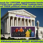 MT @jstines3: Lifetime appointments were intended to INSULATE Justices from politics! http://t.co/VBL6SUY00g #COSProject #PJNET