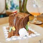 Rabbit Hole Mud Cake เสิร์ฟใหม่สดๆ ฟินมาก ???? Perhaps Rabbits, Ekkamai soi 10 ภาพโดย bambyboon http://t.co/SfAgyd64di http://t.co/IYwaNW6ziT