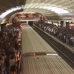 @wmata no words for how bad #redline commute is tonight so how about a picture? http://t.co/QYym5PbiEE
