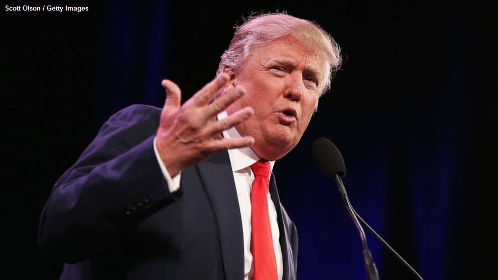 JUST IN: NBCUniversal says it is ending business relationship with Donald Trump over 'recent derogatory statements.'
