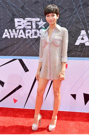 The #BETAwards2015 were explosive! The red carpet winner? @Zendaya hands down. @billboard http://t.co/GeOZc5bAvp http://t.co/S5ZpaMkR9g