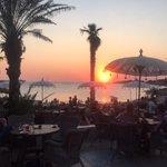 #Ibiza right now, beautiful #sunset http://t.co/3rohg9Ak81