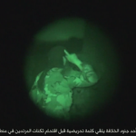 #Libya: New #ISIS/Daesh video includes image of #Saudi fighter (thru night vision scope) later killed in Derna by MSC http://t.co/UACk6EZQHZ