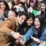 West Coast @MTVteenwolf! Watch @tylergposey & gang having fun at #TeenWolf #PaleyFest 2015 http://t.co/6OXFpdeS3J http://t.co/C2WjfsqiNF