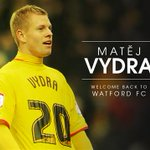 GOSSIP: Watford set to sign Udinese Striker Matej Vydra on a permanent move to Vicarge Road. http://t.co/HeEClws86c