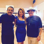With Gilbert Esquivel and @officialDannyT ???? I know their stories taught the boys so much today! #juvenileHALL #LA http://t.co/hweEKH5ekw