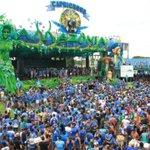 Carreata e curral lotado para comemorar a vitória do Caprichoso em Parintins: http://t.co/qehlcVTIf5 http://t.co/MzFZCJ1k9F