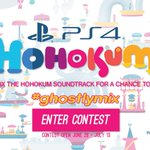 RT @SonySantaMonica: Drop some relaxing beats with @indiloop's #Hohokum Remix Contest. Enter your #ghostlymix here: http://t.co/5h6alKd6MZ …