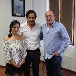 Reconoce @JavierVillacana el talento del cineasta @RPerezcano http://t.co/GwcTbrfH2D http://t.co/dC67iXVogI