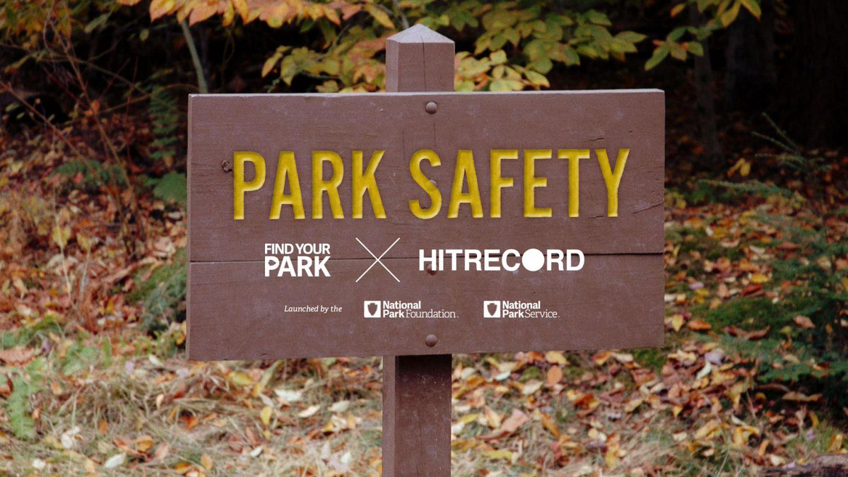 RT @hitRECord: We're gonna make a National Park safety video - but first, we need some interview questions: http://t.co/bPOu32wYTN http://t…