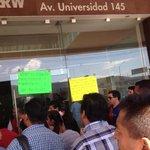 Trabajadores del Colegio de Bachilleres de Oaxaca rechazan evaluación http://t.co/Hjk27H2fLg http://t.co/h6lhMgEesg