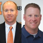 #HilltopperNation - Welcome new @WKUBaseball coaches Ty Megahee & Rob Reinstetle to The Hill! http://t.co/smBP0iU1td http://t.co/T1rehBsaBr