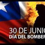 Feliz dia a todos los voluntarios de Bomberos de Chile. http://t.co/V1qUBJWxuZ