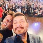 Sensacional show de @ricky_martin en #Showmatch http://t.co/iT878uN87U