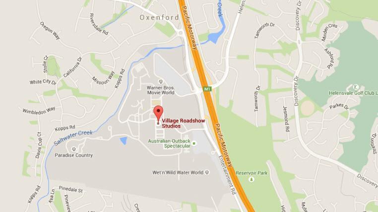 Reports Of Animal Attack At Movie World Village Roadshow Studios