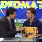 A Ricky Martin se lo banca fuerte, con o sin playback, porque es de Boca. #RickyEnArgentina http://t.co/TVKfv141cs