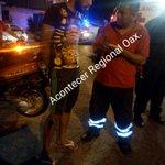 En huatulco paramedicos d atienden a dos lesionados tras derrapar un tx crucesita … http://t.co/IfxWjLbxwm —@Spiaboc https://t.co/p7oY752Yi7