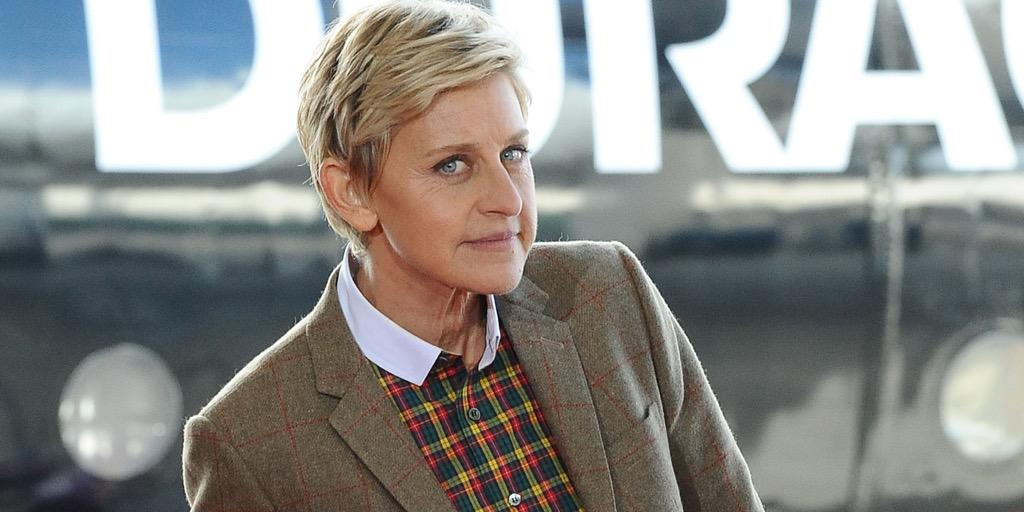 Ellen Degeneres looks a bit rough in #OITNB http://t.co/8Q9RSqlDvP