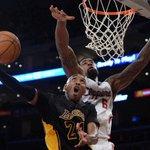 REPORT: Kobe Bryant has already called DeAndre Jordan about FA. http://t.co/COiXnmqrrC http://t.co/owLfRkouz2