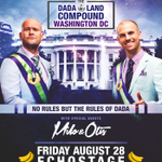 @dadalife invades #DC!!!!! @ClubGlow @echostage - http://t.co/SFfvO07dtm http://t.co/7Yz0oGOxO4