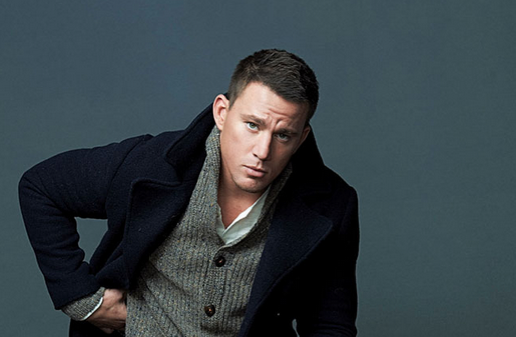 How much did Channing Tatum make as a college drop out turned stripper?