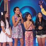 """#MáquinaDaFama: Chiquititas encaram o Desafio da Máquina e interpretam """"Fifth Harmony"""" http://t.co/qY33wxqeG3 http://t.co/w0x4cez5M9"""
