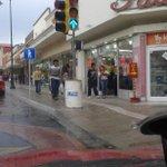 *INSPECTOR* Base de semáforo hecha con un tambo calle Aldama #Saltillo 19:40 Vía @chismesaltillo @AtencionSalt http://t.co/nPjsMnF1I7