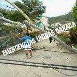 Colonia Vicente suarez asi las cosas #oaxaca @EmerUnidOaxaca #informa http://t.co/m4a2h4aBar