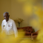 How do you keep a job for 60 years? This man knows: Be irreplaceable. http://t.co/75VD6rlFhz http://t.co/B33XlGR7n0