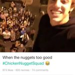 Cameron just posted a new vine w/ your  #ChickenNuggetSquad 🌼  LIKE&REVINE Follow me?🙌🏼 te amo❤️ @camerondallas  http://t.co/VlpaVBr9iG  x2