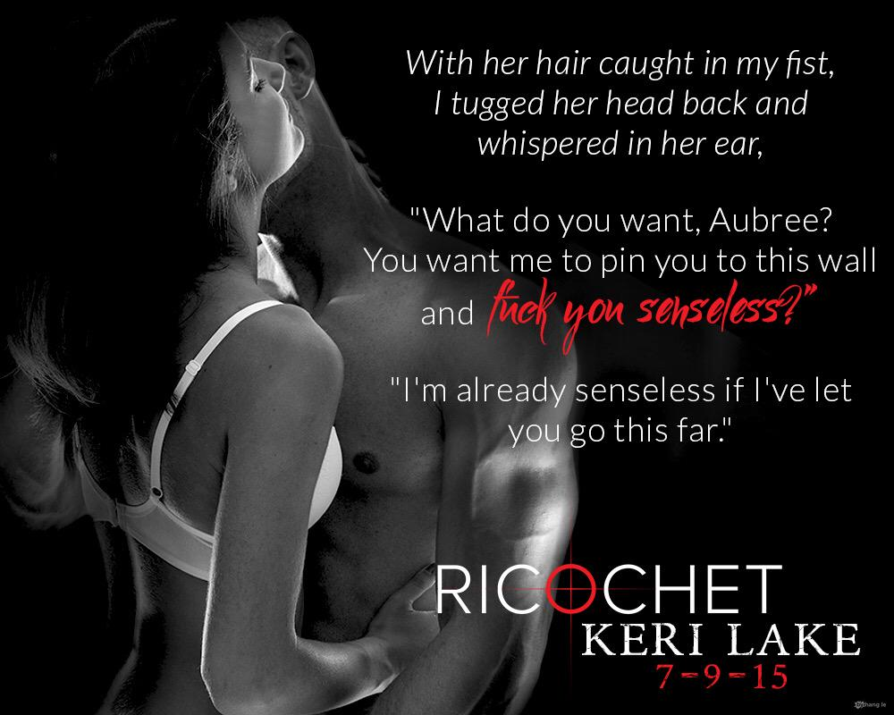 Ricochet releases July 9th! http://t.co/5fcnwI45vc