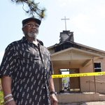 Glover Grove Missionary Baptist Warrenville SC. torched on Friday. @CNN? @FoxNews? Anyone? #WhoIsBurningBlackChurches http://t.co/uYuSY7Knis