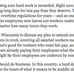Huffpost Blogger @BarackObama announces new overtime regulations http://t.co/2JWUHv7OWT http://t.co/VnGzvFIXGf