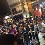 Increíble la cantidad de gente que vino a ver @ricky_martin en ShowMatch. A las 22:30 por @eltreceoficial! ???????? http://t.co/3fryd2DOrF