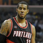 LaMarcus Aldridge is reportedly leaning towards joining the Lakers. http://t.co/fTuSKqv3bG http://t.co/xJBR0uKdMc