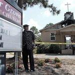 Fires at Black Churches Raise Concerns of Rise in Hate Crimes http://t.co/fQ2eiOwkb2 #WhoIsBurningBlackChurches http://t.co/GiRF3c8Yql