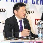 Э.Хишигбаяр: Монгол мориор дэлхийг тойрно Амжилт Хүсье :) #МЗХ http://t.co/QKvbDYJX3P http://t.co/8nfg5rUjTT