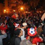 Multitudinaria celebración en Rancagua. http://t.co/PtZMoyNhw9